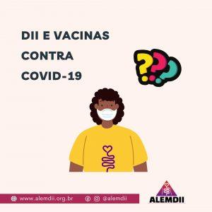 vacina covid crohn retocolite