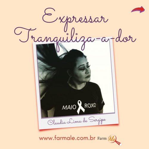 Claudia Sergipe Depoimento Farmale (1)